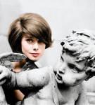 Catherine Deneuve by q2cker