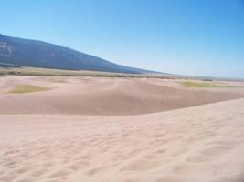 Desert and Mountain Stock