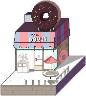 Big Donut! by PitchySoldier