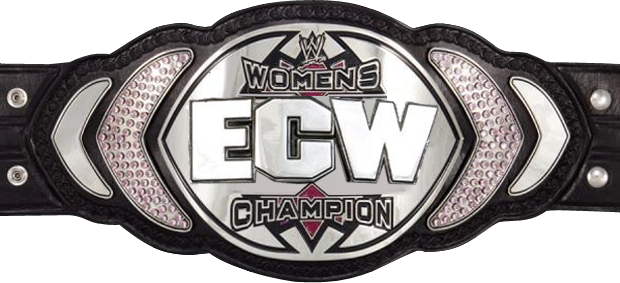 ecw womens champion belt by wwe montagensbr