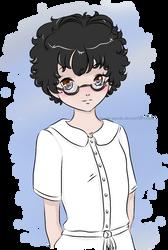 Olive Cooper, junior detective by Jeuretics