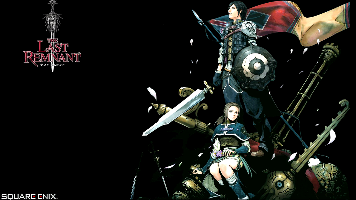 Wallpaper Remnants Delectable With Last Remnant Picture