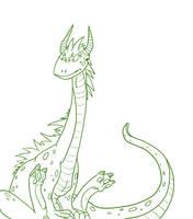 Dragon beastie
