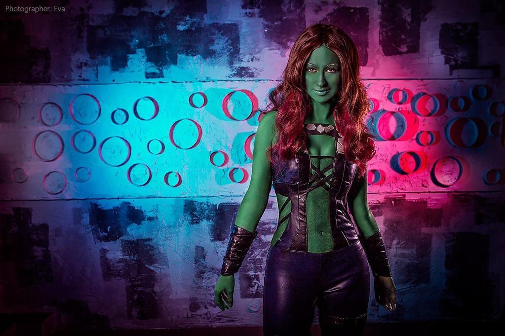Gamora by FebruaryMinth