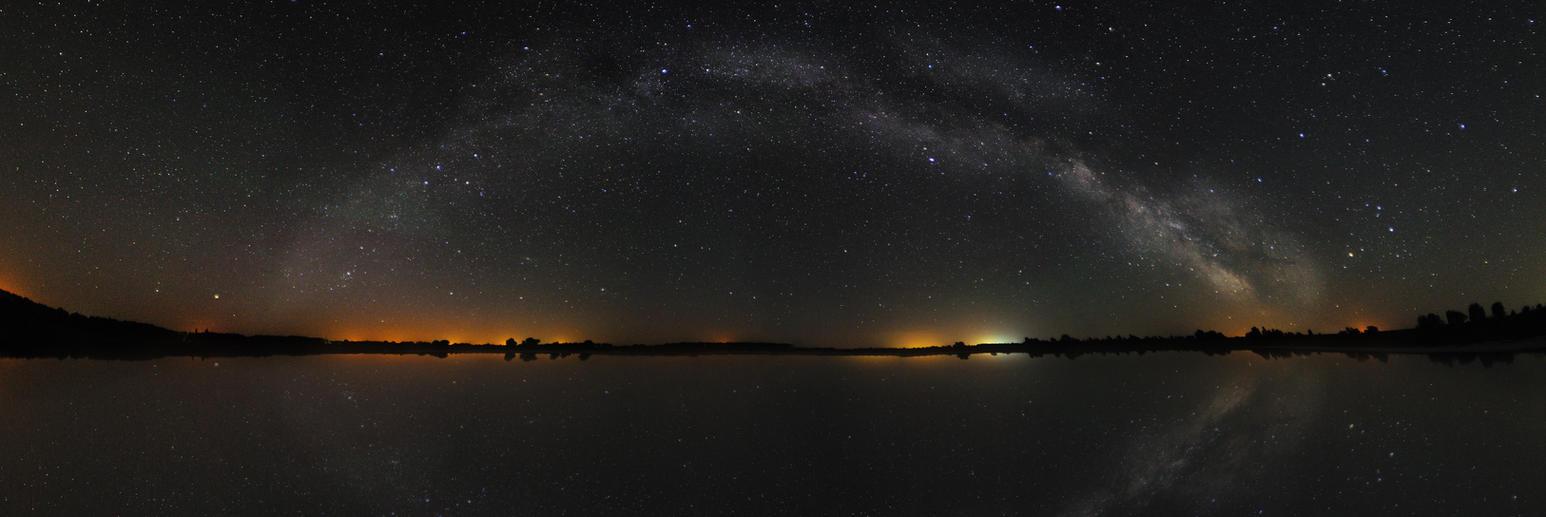 Milky Way by Innadril