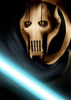 General Grievous by Hed-ush