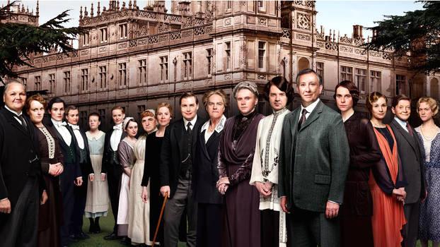 Downton Abbey - Season 3 - faceswap