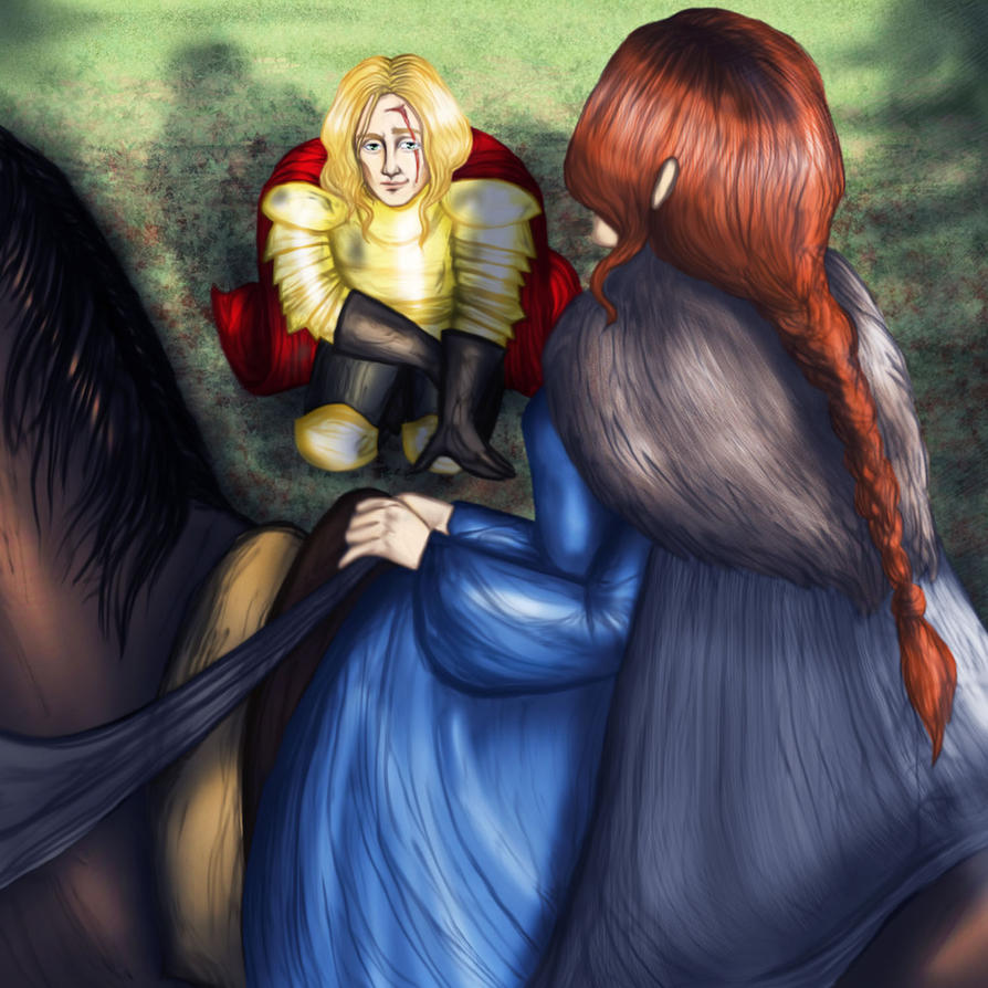 Game of Thrones - Catelyn X. by Hed-ush