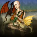 Daenerys X. by Hed-ush