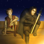 Clash of Kings - Arya III. by Hed-ush