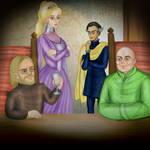 Clash of Kings - Tyrion VIII. by Hed-ush