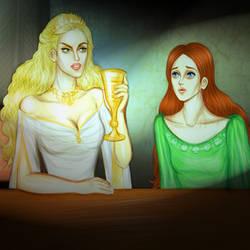 Clash of Kings - Sansa VI.