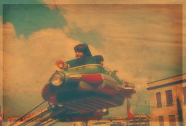 I'm flying. by rinoatimber