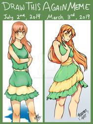 Summer dress - COMPARISON