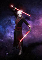 Asajj Ventress: Dark Huntress