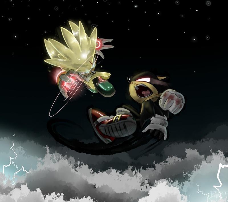 Silver Sonic Symphony 2 by RhythmAx on DeviantArt