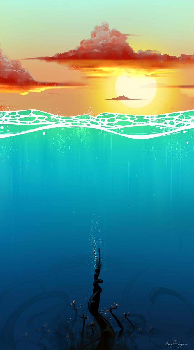 Oceans Wrath by RhythmAx