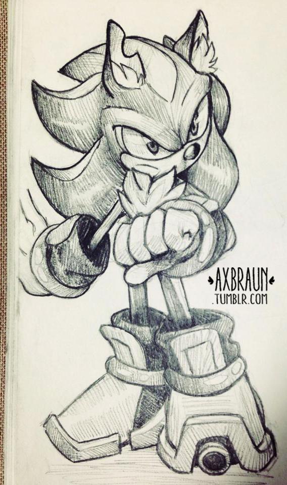 Sketchy Shadow by RhythmAx