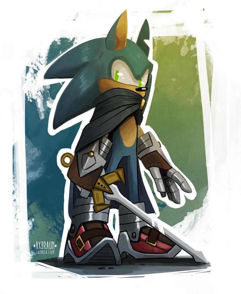 RPG Sonic by RhythmAx