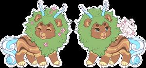 {Islions - Cubby and Saku}