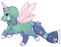 {Pillowing - Willow} by engare