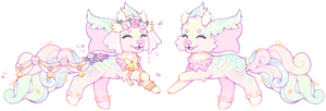 {Muna Custom - Lucent-story} by engare