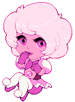 F2U Pink Diamond Pagedoll by engare