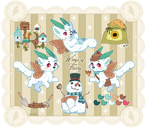 {Advent - Wings Of Flurry - CLOSED}