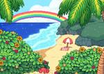 {Pixel Paradise}