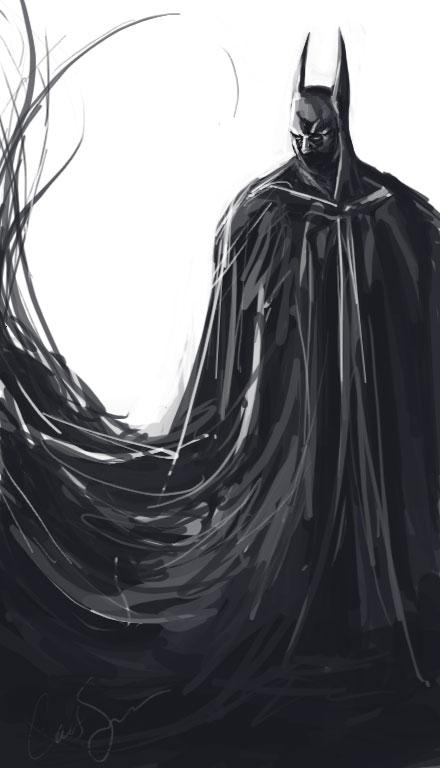 Batman by Erebus88