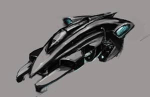 ship concept by Erebus88