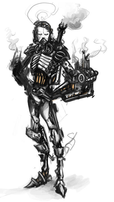 Punkbot by Erebus88