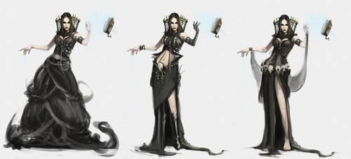 Necromancer Outfits