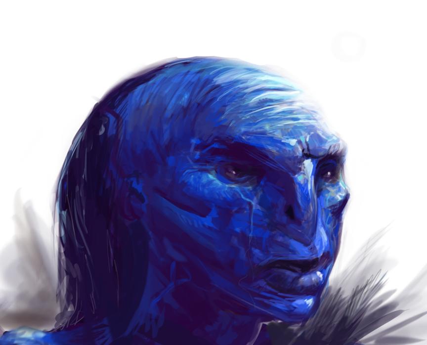 Blue by Erebus88
