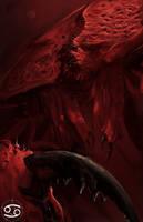Demon Zodiac - Cancer by Erebus88