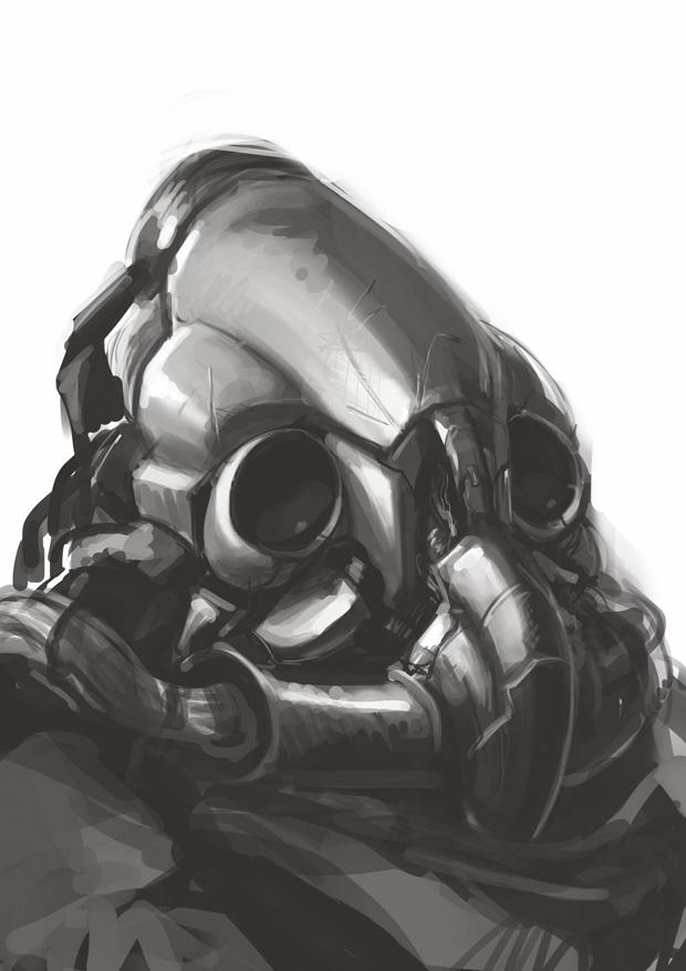 Bug Helmet by Erebus88