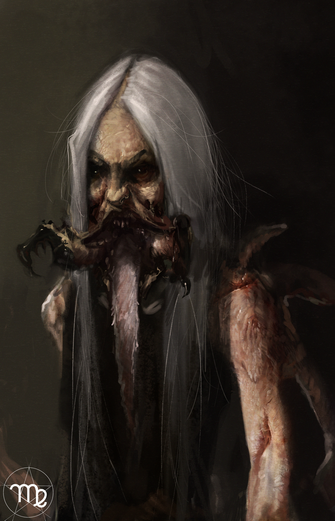 Demon Zodiac - Virgo by Erebus88