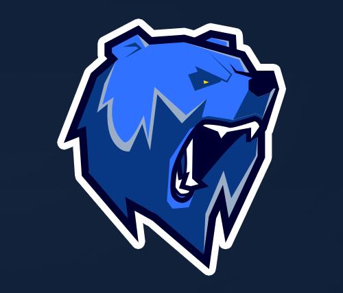 Bear Logo by Erebus88