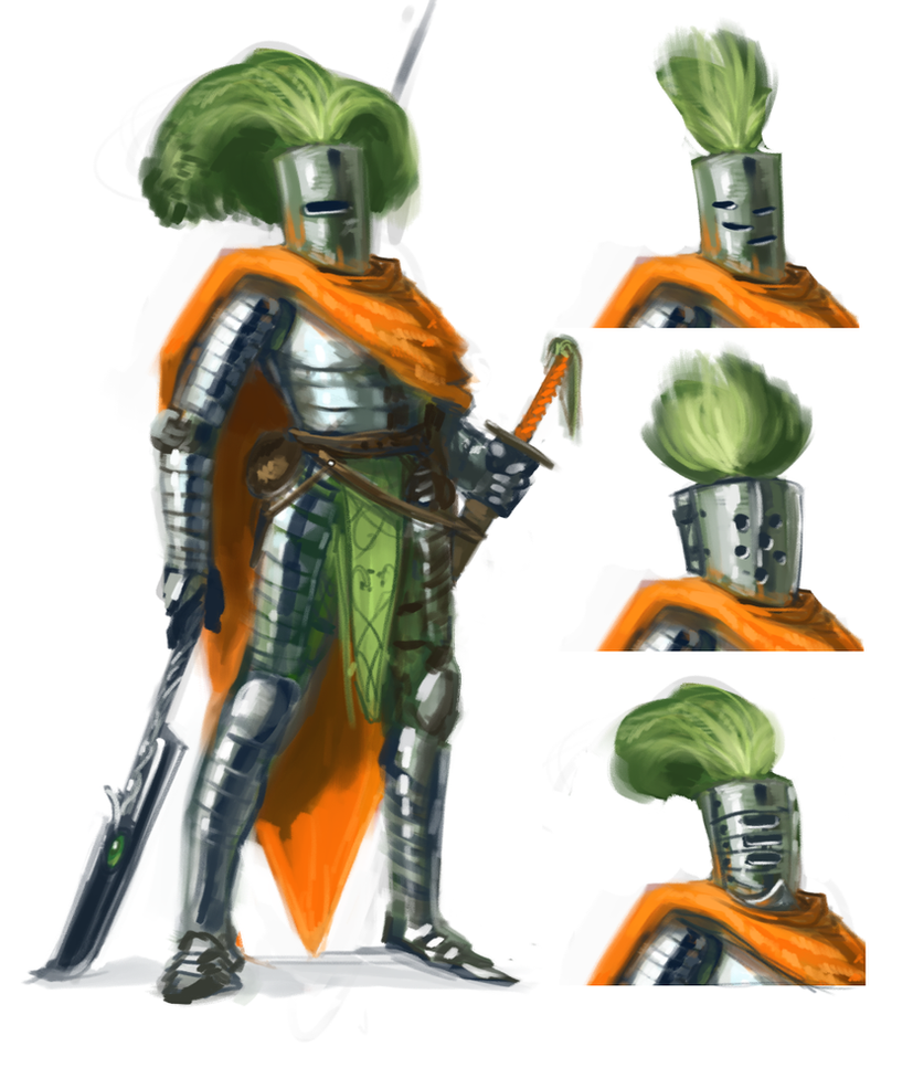 Sir Carrot by Erebus88
