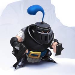 Mini-Mega Knight Fan-Art