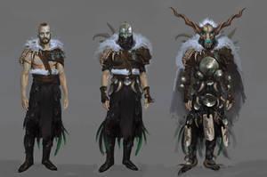 Druid Tiers