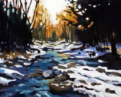 Ruiter Brook Redux by maccski