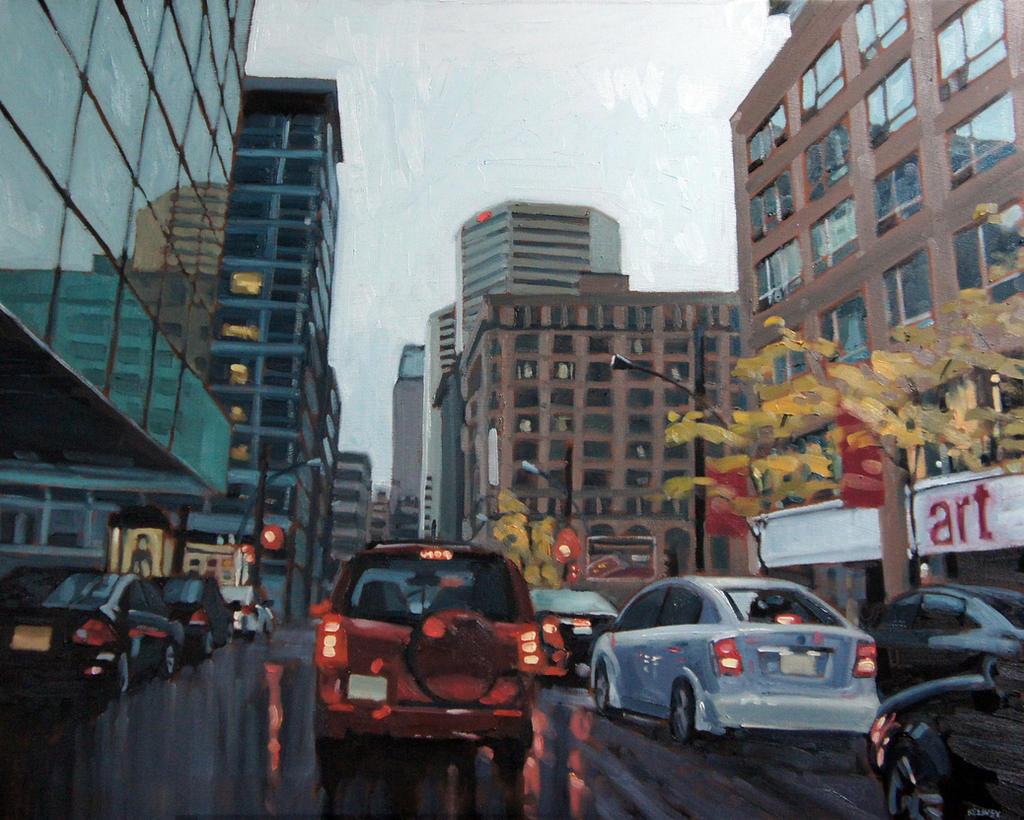 Avenue Viger Ouest by maccski