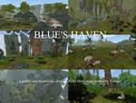 BLUE'S HAVEN - feral heart public map