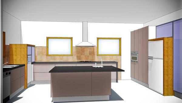 Kitchen NZ 01 by BENdintenSON