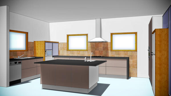 Kitchen NZ 02 by BENdintenSON