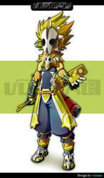 Masked Warrior 2 by VUSMAC