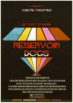 Reservoir Dogs Variant Poster