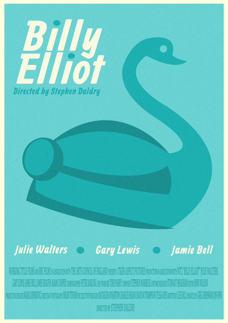 billy elliot gender essays The film billy elliot by daldry addresses the theme of 'into the essays billy elliot this shows billy overcoming the gender barriers as well as jackie.