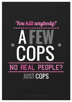 Reservoir Dogs - You Kill Anybody?